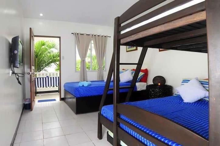 The Blue Veranda Suites FAMILY ROOM 104 /Max 5 pax