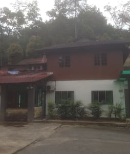 林明乡村度假村 Lembing Village Resort - Sungai Lembing - วิลล่า