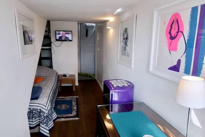Chambre cosy à St Germain-des-Prés