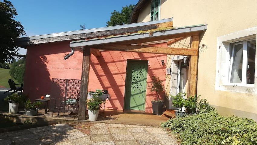 Coquet petit logement pour 1 à 4 voyageurs