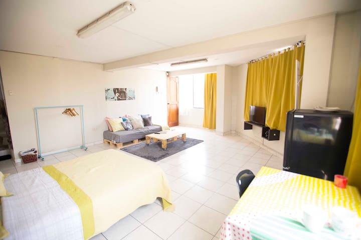 Travel - lima Studio on a budget - Distrito de Lima - Wohnung