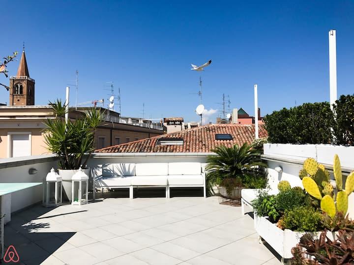 Meravigliosa Location nel centro storico di Rimini