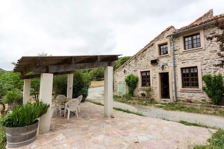 Gîte équestre sur propriété agricole - Le Pottock - Rieussec - Rumah tumpangan alam semula jadi