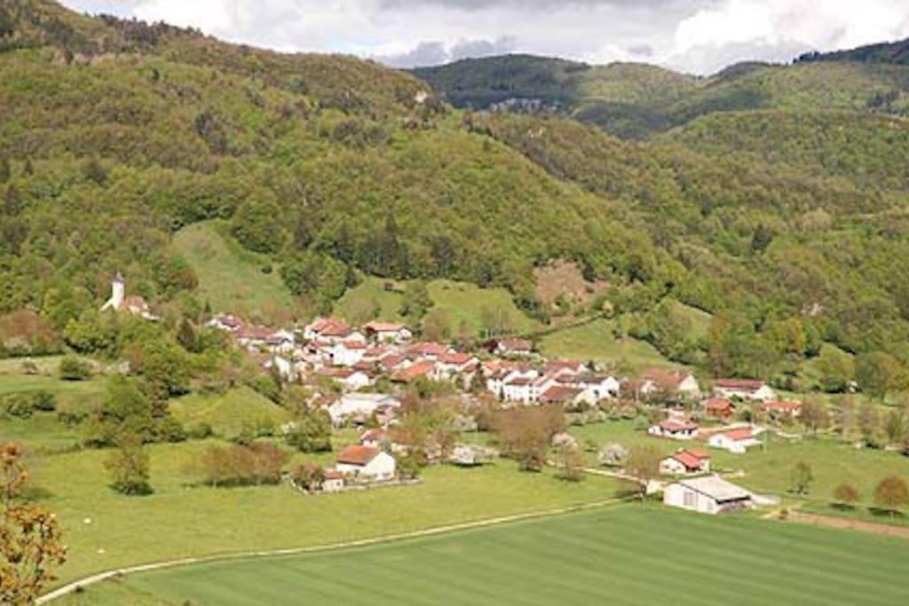 village de coisia
