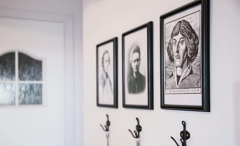 Polish Heroes: Nicolaus Copernicus room