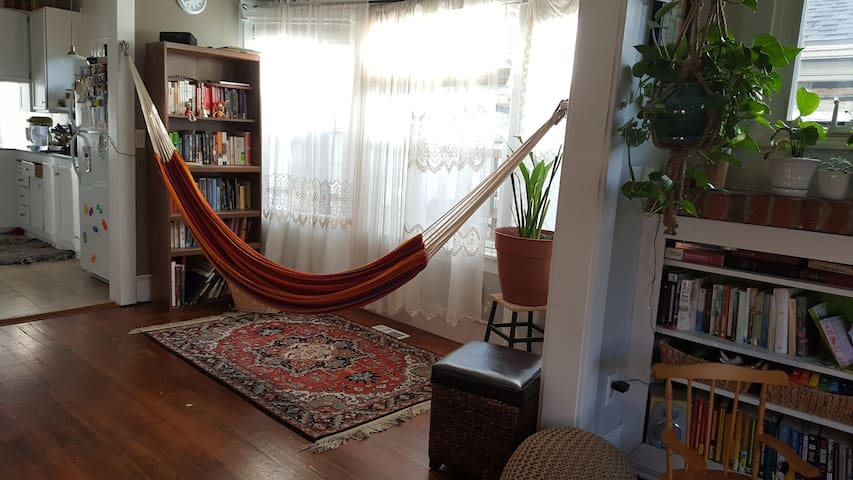 The Hammock House - Spokane - Huis