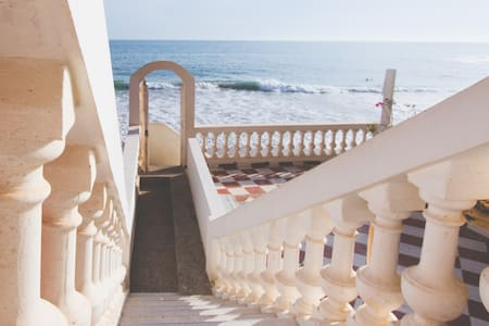 3 Bed with Sea View & Terrace - Taghazout - Apartament