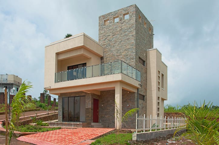 Villa in a best Private resort at Murbad
