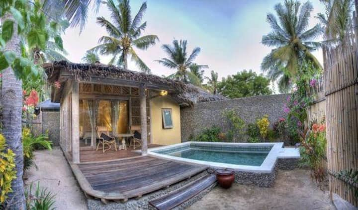 Villa Anoe 13 Anoe Gili Meno Private Pool
