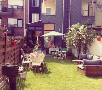 Charming appartement with garden! - Anvers
