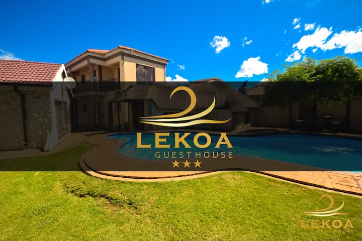 Lekoa Bed and Breakfast Home Away From Home