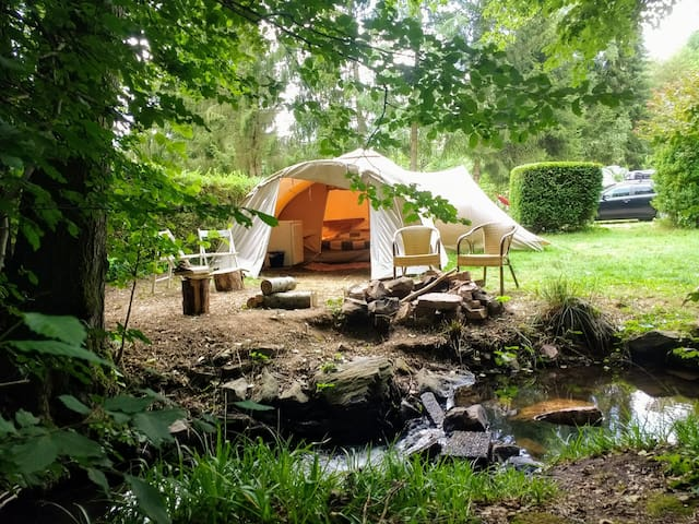 #7 Glamping Tent 4p