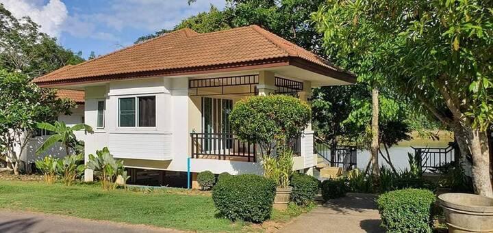 House for Rent in Phuket #Kruvit Resort