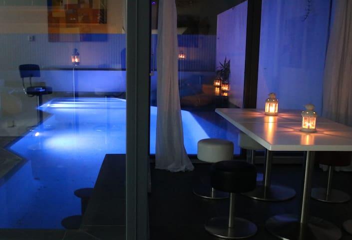 Marisol Pool & Beach Villa - Corroios - Haus