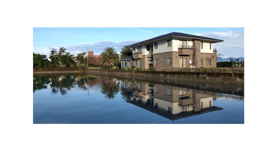 水連田日式庭院
