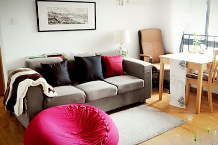 Modern Apt Near Universities & Parks - Shanghai - Apartemen