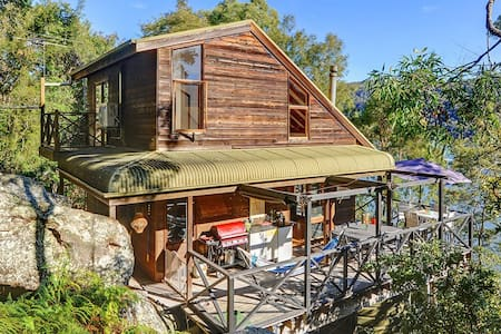 Cedar West - Hawkesbury River - Bar Point  - House