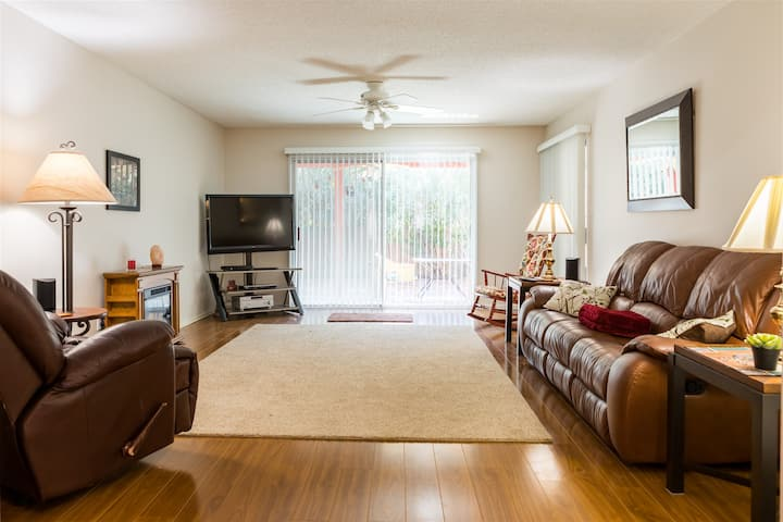 New Listing! Longer Stay Discounts! Sun Lakes House w/ screened AZ Room and Private Backyard