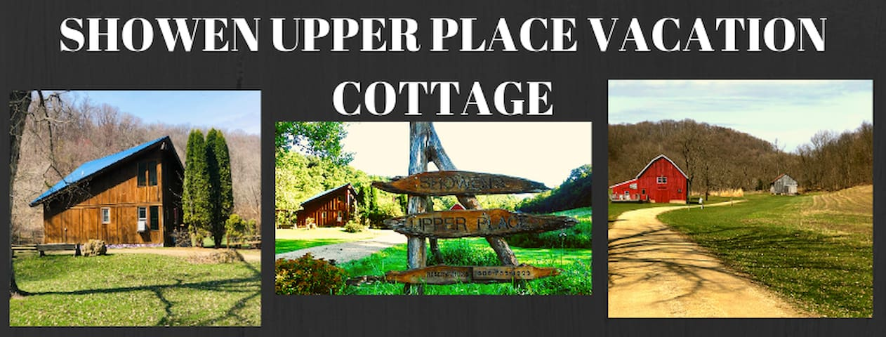 Showen Upper Place Vacation Cottage