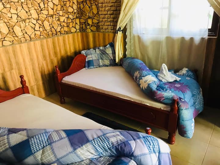 In-Africa Stay (double bed),