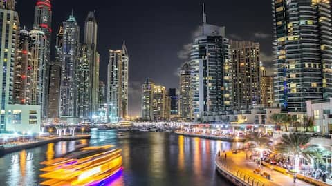 Dubai Marina Apartment with stunning view
