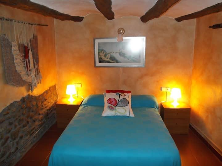 Casa en el casco histórico de Graus (Ribagorza)