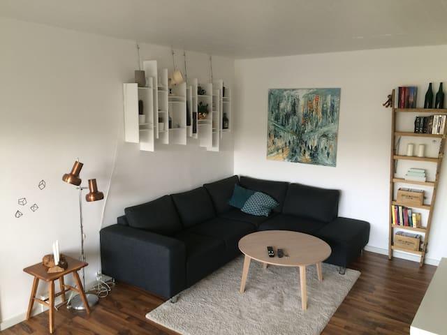 Nice and cozy apartment - Риссков - Квартира