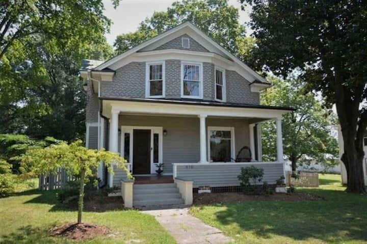 Gordonsville: Charlottesville's Country Neighbor