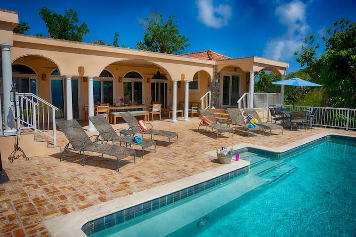 Villa Solare -sunsets, private pool