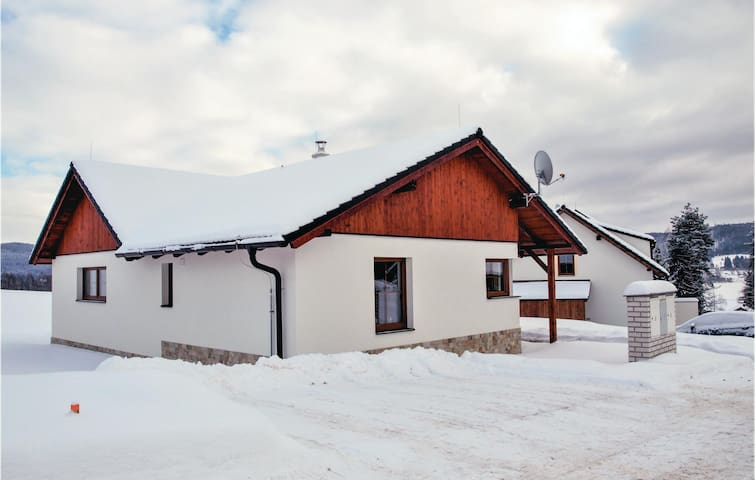 Holiday cottage with 2 bedrooms on 71 m² in Lipno nad Vltavou