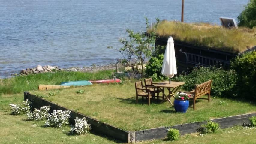 Ferielejlighed midt i skøn natur - Nykøbing Sjælland - Huis