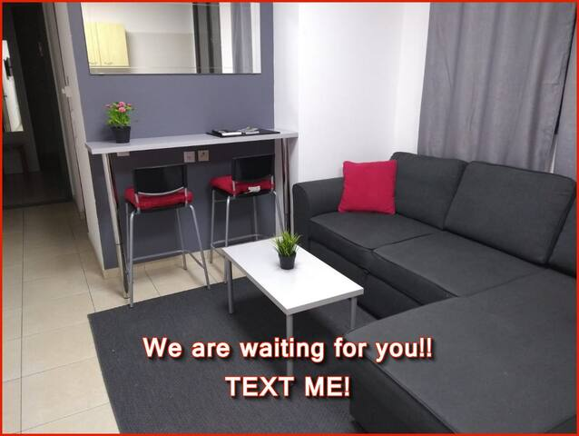 @Beatiful Apartment near the SARONA. Text me!!@