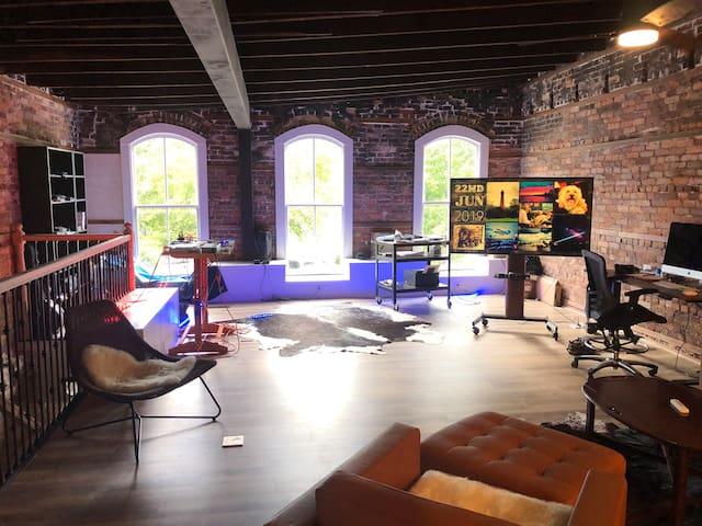 Studio Loft at Edenton Harbor