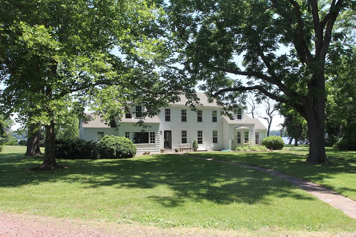 2 Bedroom Suite-Private Bath on Chester River