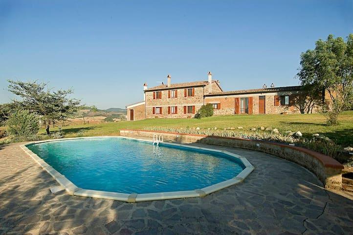Villa Caprese - Proceno - 別荘