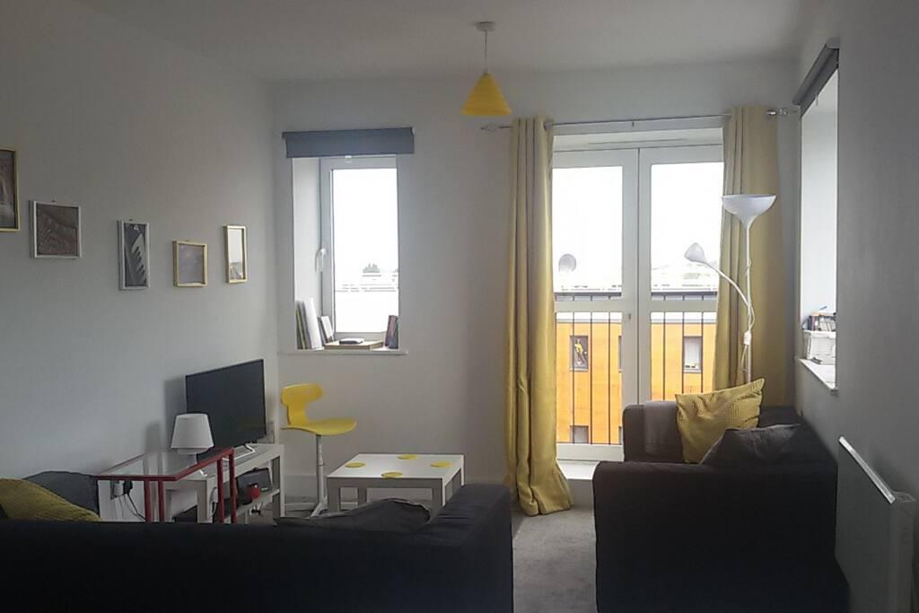 Living room flat 47