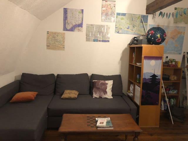 Appartement à louer cet été