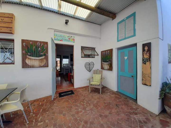 Gallery Cottage, Worcester (Boland)