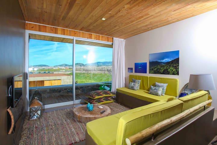 2 Bedroom Villa - Ribeira Grande - Bed & Breakfast