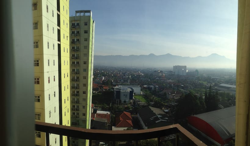 Comfy apartment studio room in the city! - Bandung City - Apartment
