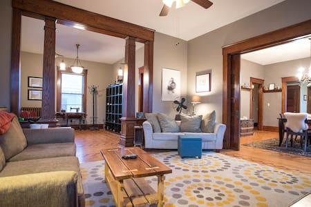 Historic Craftsman Close to Shops and Restaurants - New Albany - Casa