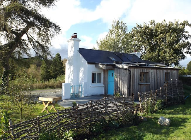 Birch Cottage - off grid eco cottage - Ballyroney - House