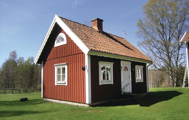 Holiday cottage with 1 bedroom on 40m² in Värnamo