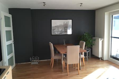 Schöne 2-Zimmer Wohnung mit großem Balkon - Aachen - Lejlighed