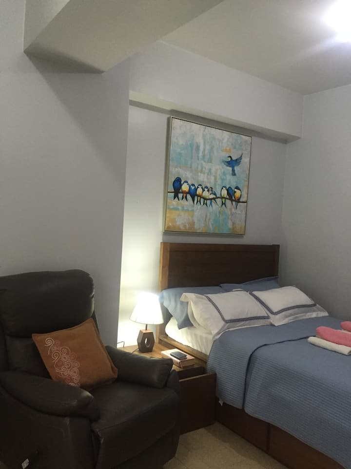 1 BR Condo Unit in Araneta Center Cubao