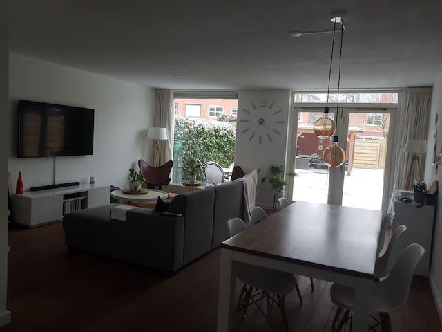 House, 6 guests, sauna, fitness, bath, Gorinchem