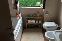 Bagno privato - Private bathroom