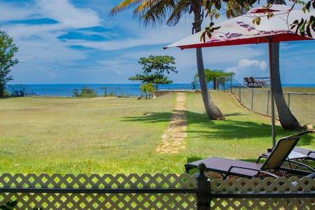 Beautiful ocean view in Ramey, Aguadilla