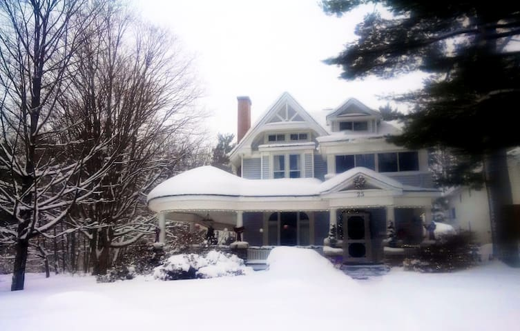 Wheatley Suite-see also Beatty Suite, Sweeney Room - Parry Sound - Bed & Breakfast