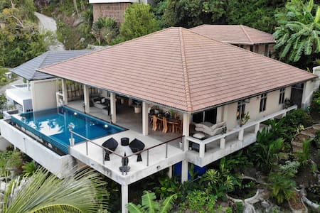 Villa Little Paradise Annex - Sea View with Pool